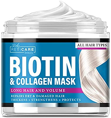 Biotin and Collagen Mask