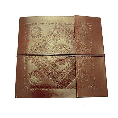 Paper High Álbum de Piel Grande 280 X 250 - Marron, 260 X 2