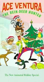 Ace Ventura: Reindeer Hunter VHS