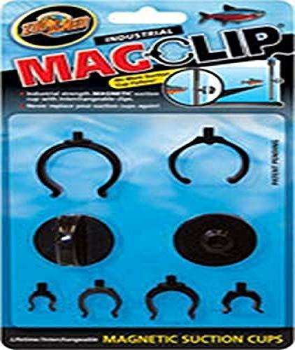 Zoo Med MS-1E MagClip - Magnethalterungen für Aquarien und Terrarien