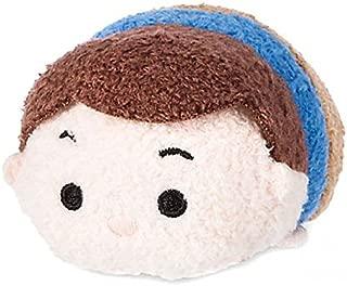 Disney New Store Mini 3.5 Tsum Tsum Flynn Rider Plush Toy (Tangled / Rapunzel Collection)
