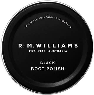 RM Williams Men's Stockman'S Boot Polish 70Ml