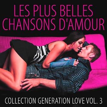 Les Plus Belles Chansons D'Amour Vol. 3 (Collection)
