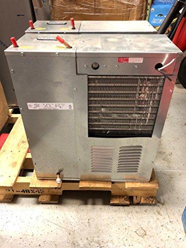 Elkay ER101Y Galvanized Steel Water Chiller 115V 60Hz 6 Amp 2 Stations 535 Watts (0.25 Hp Water Chiller)