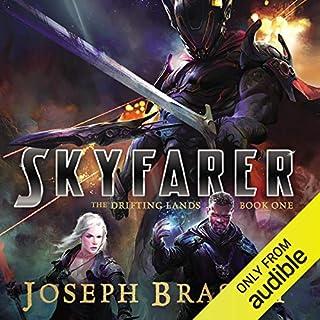Skyfarer audiobook cover art