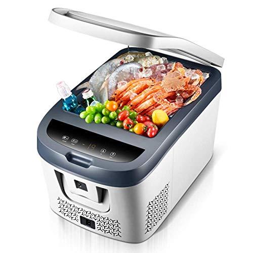 CompressorCooler Mini-frigo per Picnic in Campeggio, 28 Litri per Auto, 28 Litri per Auto e Case