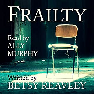 Frailty audiobook cover art