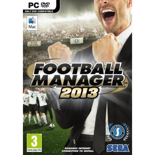 SEGA Football Manager 2013, PC