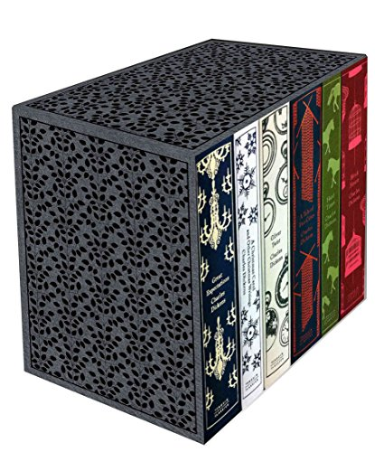 Major Works of Charles Dickens: Great Expectations, Hard Times, Oliver Twist, A Christmas Carol, Bleak House, A Tale of Two Cities (Penguin Clothbound Classics)