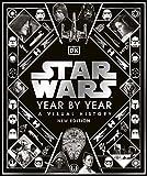 Star Wars Year By Year: A Visual History, New Edition (English Edition)