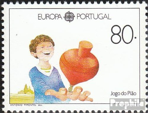 Portugal 1785 (complète.Edition.) 1989 Jeux d\u0026#39;Enfants (Timbres pour Les collectionneurs)