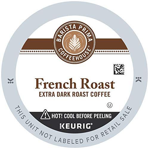 Barista Prima Coffeehouse Coffee, Keurig K-Cups, Dark Roast Extra Bold