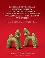 Important Artifacts and Personal Property from the Collection of Lenore Doolan and Harold Morris: Including Books, Street Fashion and Jewelry