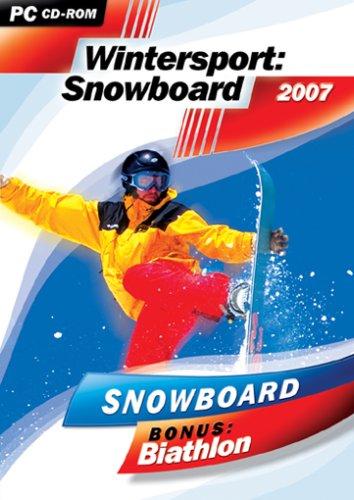 Wintersport: Snowboard 2007. CD-ROM für Windows ab 98SE