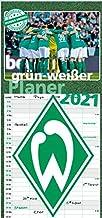 grün-weißer Planer 2021