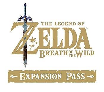 The Legend of Zelda  Breath of the Wild Expansion Pass - Wii U [Digital Code]