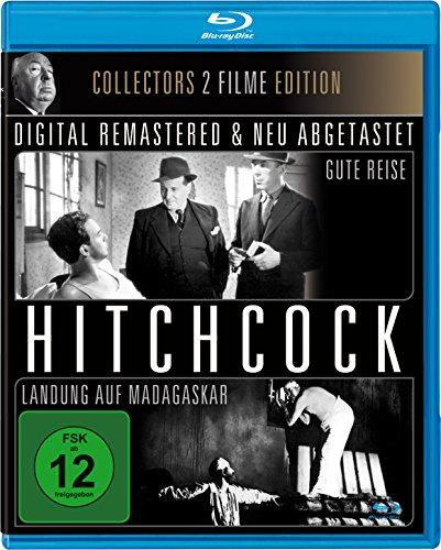 Alfred Hitchcock: Gute Reise + Landung auf Madagaskar (Blu-ray)