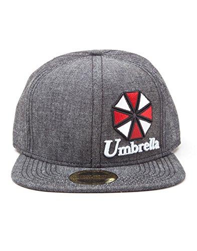 Resident Evil Snapback Cap Umbrella Logo [Andere Plattform]