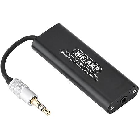 Lazmin Stereokopfhörer Audioverstärker Tragbarer Computer Zubehör