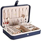 Best Travel Jewelry Cases - LANDICI Small Jewelry Box for Women Girls,PU Leather Review