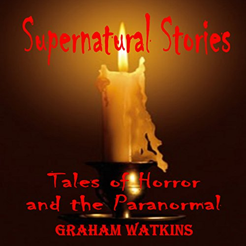 Supernatural Stories audiobook cover art