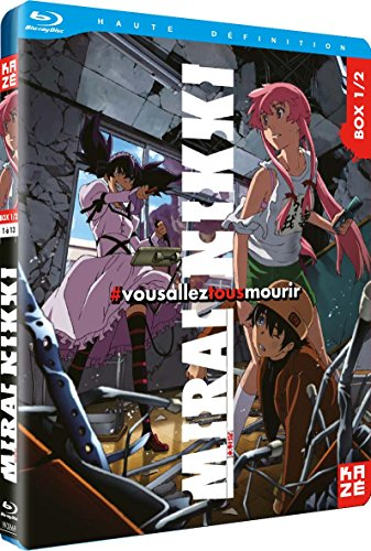 Mirai Nikki-The Future Diary-Vol. 1/2 [Blu-Ray]