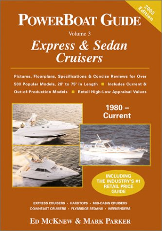 PowerBoat Guide to Express & Sedan Cruisers