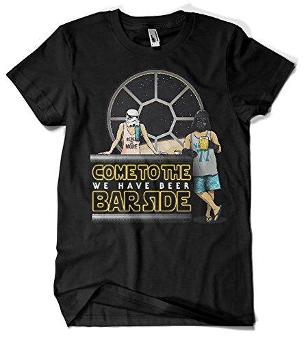Camisetas La Colmena 087 - Parodia - Bar Side (Ikado)