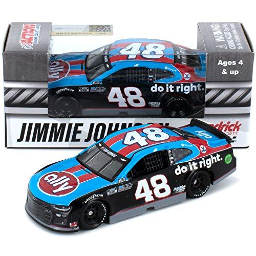 Lionel Racing J Johnson 1/64 HT Ally Darlington 20 Camaro ZL1, Multi