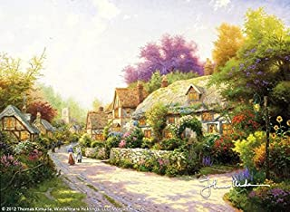 Thomas Kinkade Hidden Messages - Cobblestone Village