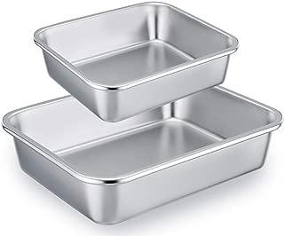 Best deep lasagna pan stainless steel Reviews