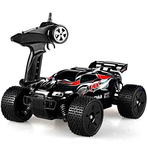 Poooc 1:16 escala RC camión,  30km / h Control remoto de velocidad Coche Todo terreno Radio controlado Off Road Vehículo 2.4GHz Monster Rock Crawler Chariot for todas las edades Niños y adultos