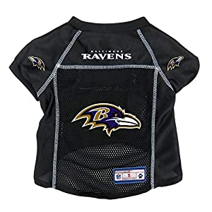 NFL Baltimore Ravens Pet Jersey, Small
