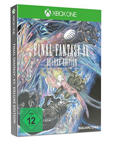 Final Fantasy XV - Deluxe Edition - [Xbox One]