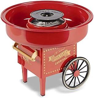 United Entertainment - Machine à Barbe à Papa - Cotton Candy Machine , Rouge