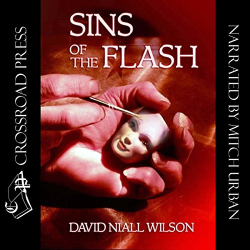 Sins of the Flash audiobook cover art