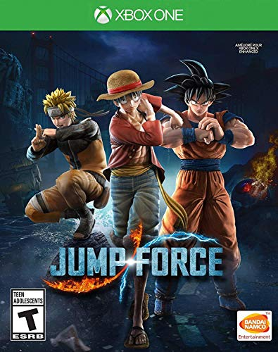 Jump Force: Standard Edition – Xbox One