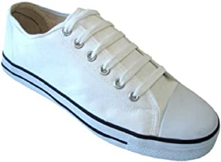 Shoes 18 Womens Classic Canvas Lace up Shoes Sneakers