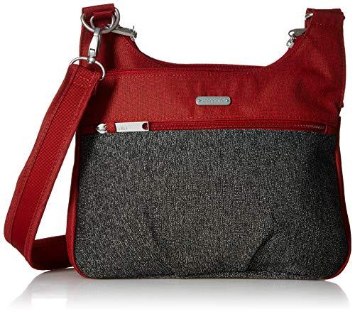 Baggallini Handbag, Ruby antitheft