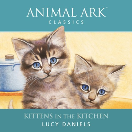 Animal Ark: Kittens in the Kitchen cover art