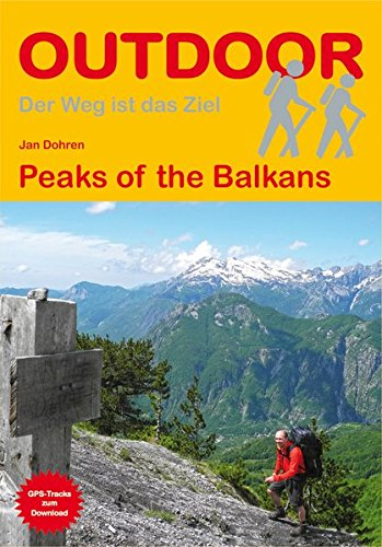 Peaks of the Balkans (OutdoorHandbuch)