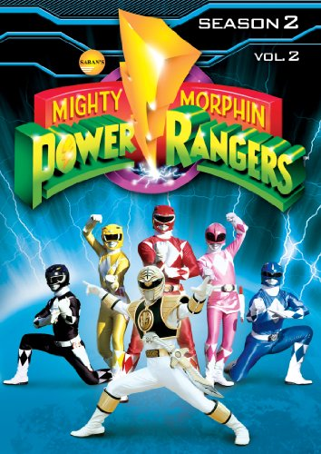Mighty Morphin Power Rangers: Season Two, Volume Two [DVD]