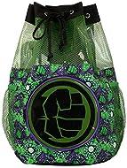 Marvel Kids The Incredible Hulk Swim Bag
