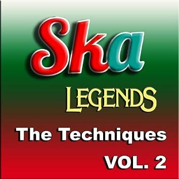 Ska Legends, Vol. 2