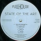 State Of The Art - Feel This / Party Time - Full House Records - ADP-004