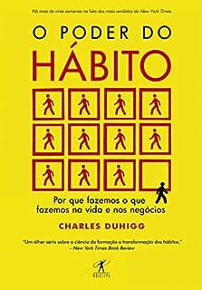Capa do livro O poder do hábito