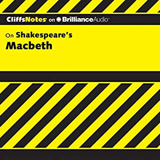 Macbeth: CliffNotes cover art