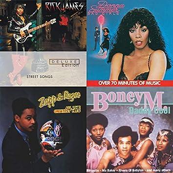 Las mejores canciones de Funk y Disco