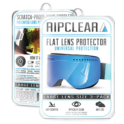 RIPCLEAR Lens Protector for Smith S…