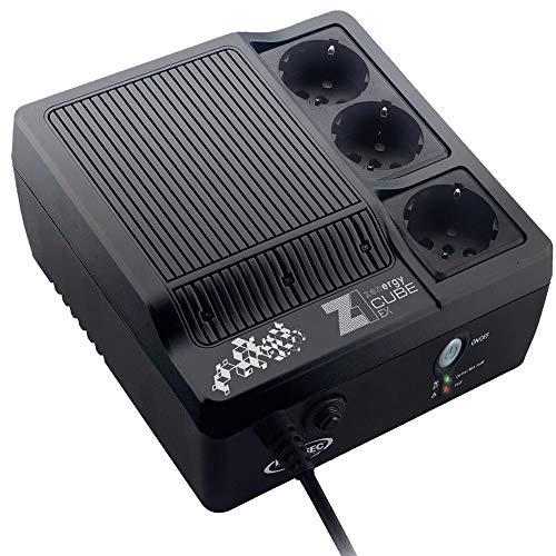 Onduleur Z1 Zenergy Cube EX 400 VA, 3 prises secourues